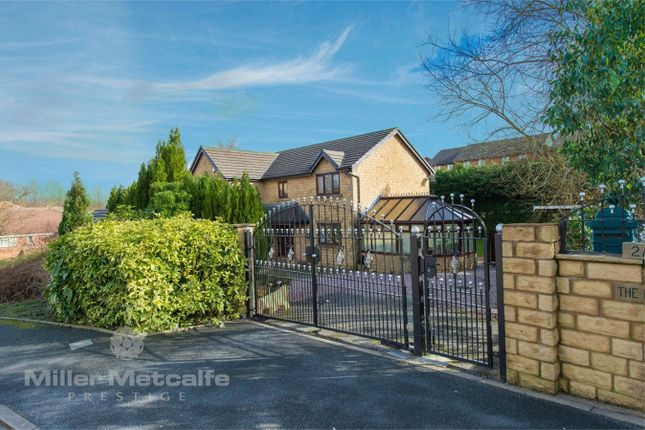 Thumbnail Property for sale in Brookwater Close, Tottington, Bury
