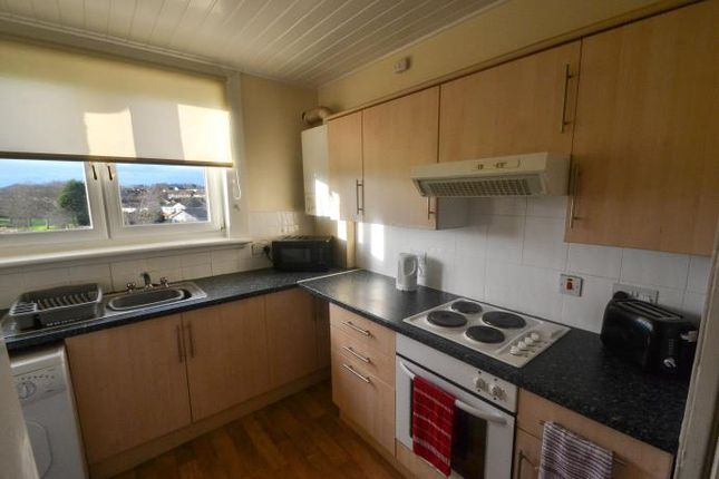 Thumbnail Flat to rent in Kings Road, Rosyth, Dunfermline