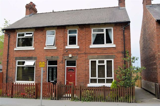 Thumbnail 3 bed semi-detached house to rent in Scott Road, Selby