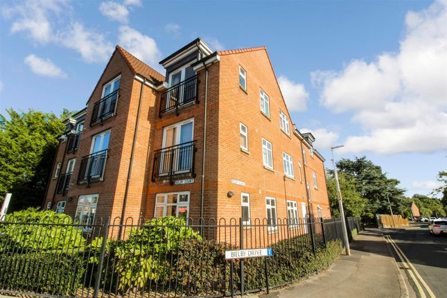 Thumbnail Flat for sale in Bielby Court, Bielby Drive, Beverley