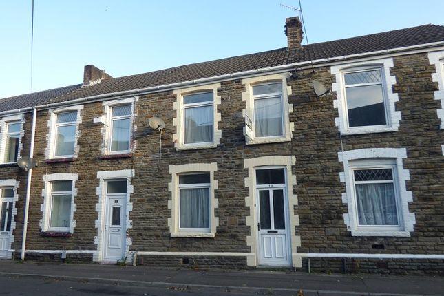 Thumbnail Terraced house for sale in Eva Street, Melyn, Neath.