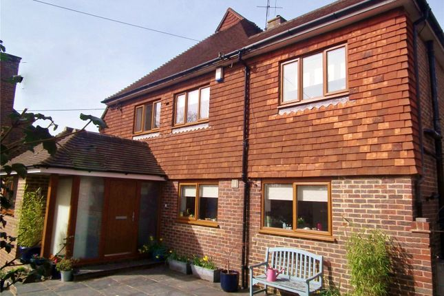 Thumbnail Detached house for sale in Gander Hill, Haywards Heath, West Sussex