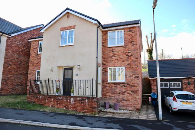 Thumbnail Detached house for sale in Parc Brychan, Penydarren, Merthyr Tydfil