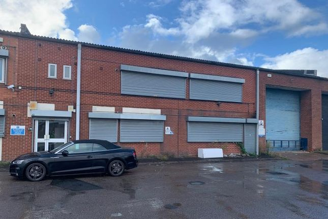 Thumbnail Industrial for sale in Ettingshall Road, Ettingshall, Wolverhampton
