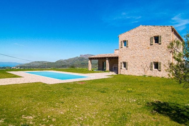 Thumbnail Country house for sale in Spain, Mallorca, Artà
