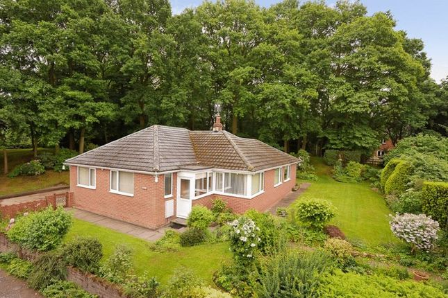 Thumbnail Detached bungalow for sale in Avenue Road, Broseley