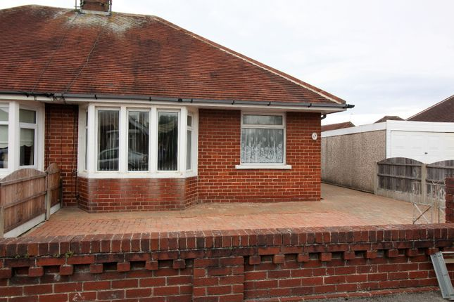 Thumbnail Bungalow to rent in Coleridge Avenue, Thornton-Cleveleys