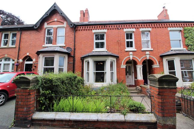 Thumbnail Town house for sale in Victoria Road, Oswestry