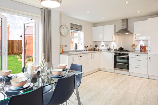 "Thumbnail End terrace house for sale in ""Hadley"" at Lawley Drive, Lawley, Telford"