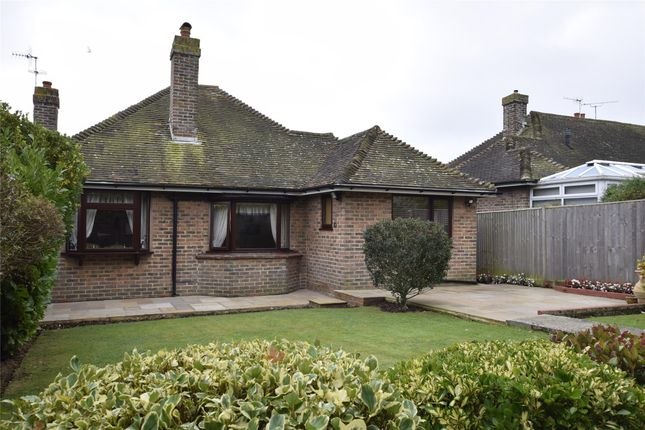 Thumbnail Detached bungalow for sale in Pembury Grove, Bexhill-On-Sea, East Sussex
