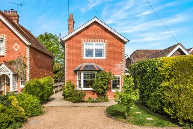 Thumbnail Detached house for sale in Shamley Green, Guildford, Surrey