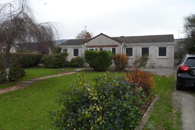 Thumbnail Bungalow to rent in Waterton Road, Bridgend
