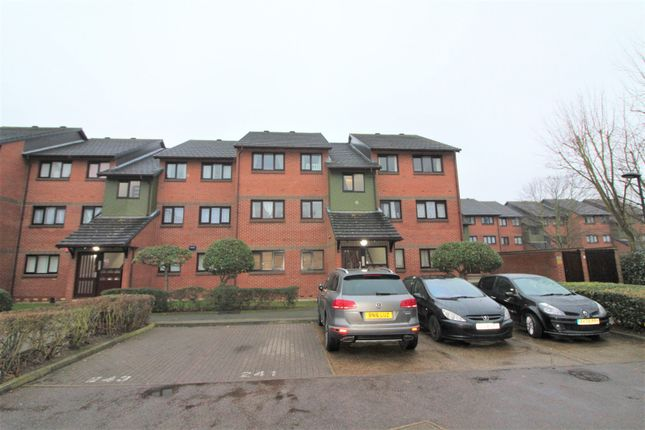 Thumbnail Flat for sale in Maltby Drive, Enfield, Middx