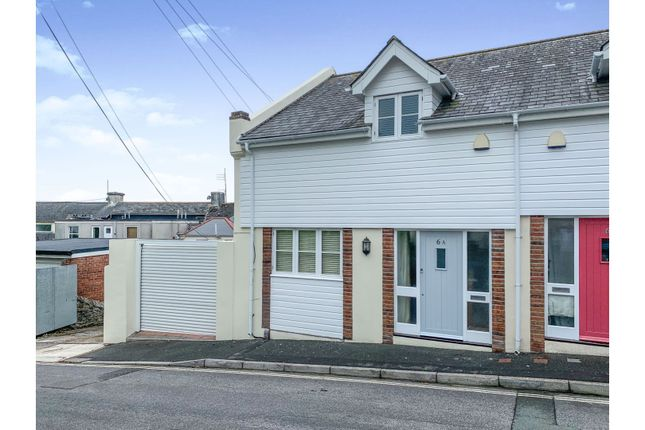 Front View of Elm Road, Mannamead, Plymouth PL4
