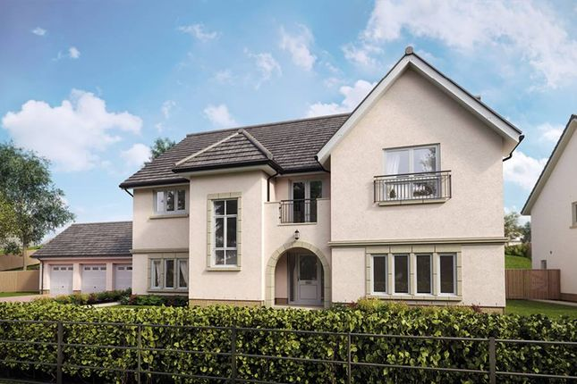 "Thumbnail Detached house for sale in ""The Stuart"" at Friars Way, Linlithgow"