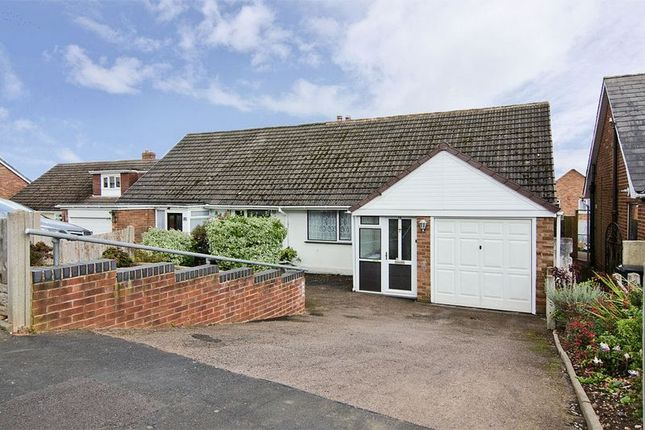 Thumbnail Semi-detached house for sale in Thornfield Crescent, Chase Terrace, Burntwood
