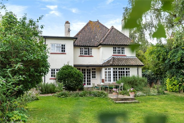Thumbnail Detached house for sale in Saxmundham Road, Aldeburgh, Suffolk