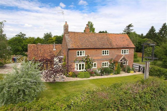 Thumbnail Detached house for sale in Gustard Wood Common, Gustard Wood, Hertfordshire
