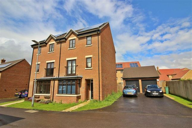 Thumbnail Detached house to rent in Rosemoor Close, Westcroft, Milton Keynes