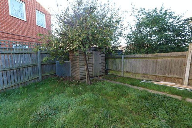 Garden of Seaton Grove, Broughton, Milton Keynes MK10
