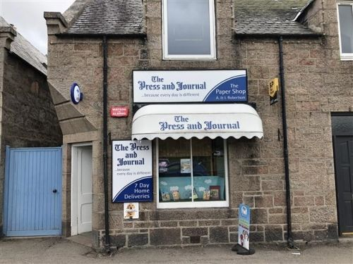 Thumbnail Retail premises for sale in Aboyne, Aberdeenshire