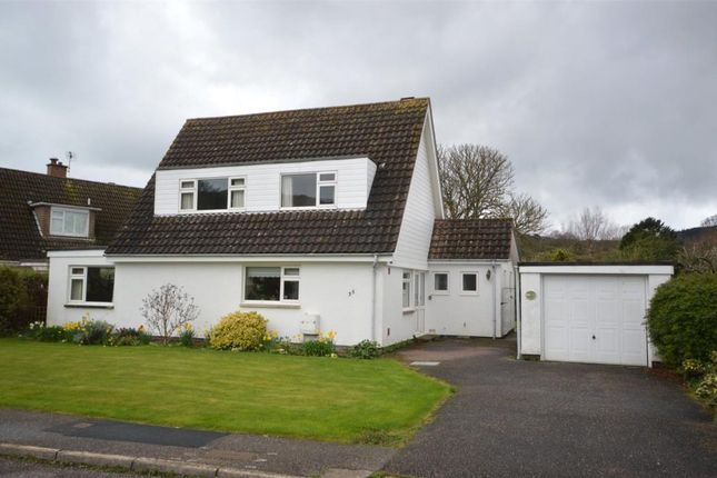 Thumbnail Detached house for sale in Livonia Road, Sidmouth, Devon