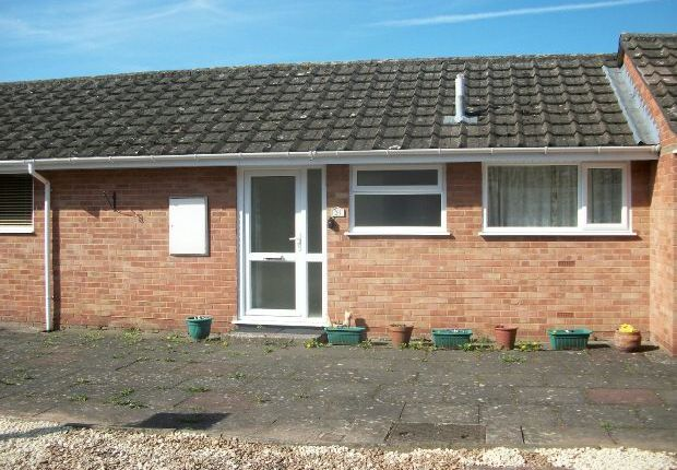 Thumbnail Terraced house to rent in Queens Court, Ledbury