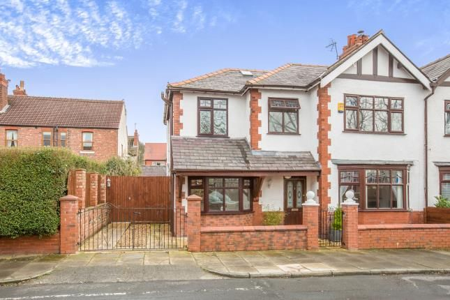 Thumbnail Semi-detached house for sale in Somerville Road, Wigan, Greater Manchester