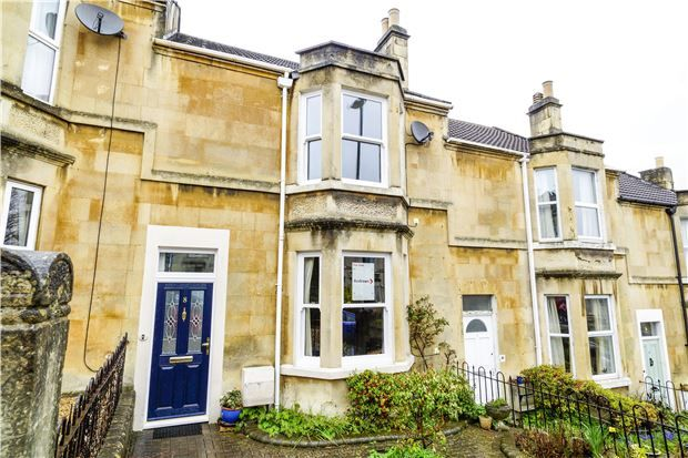 Thumbnail Terraced house for sale in Eastbourne Avenue, Bath, Somerset