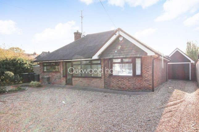 3 bed detached bungalow for sale in Molehill Road, Chestfield, Whitstable