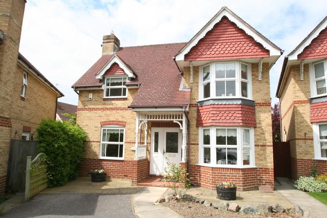 Thumbnail Detached house to rent in Teise Close, Tunbridge Wells