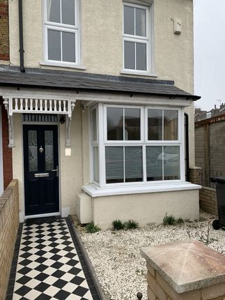 Thumbnail Terraced house to rent in Leigh Road, Gravesend