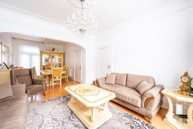 Thumbnail Semi-detached house for sale in Kingsmead Road, Streatham Hill, London