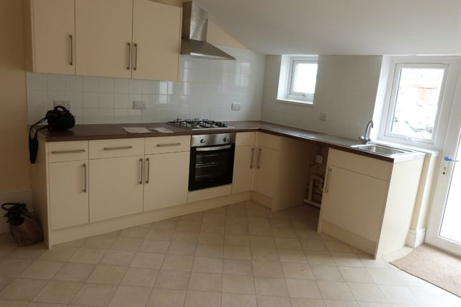 Thumbnail Flat to rent in Buckingham Place, Plymouth