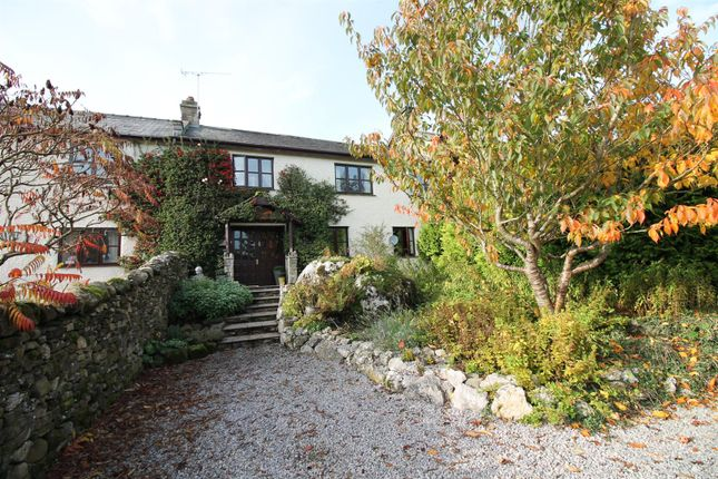 Thumbnail Cottage for sale in Newbiggin, Carnforth