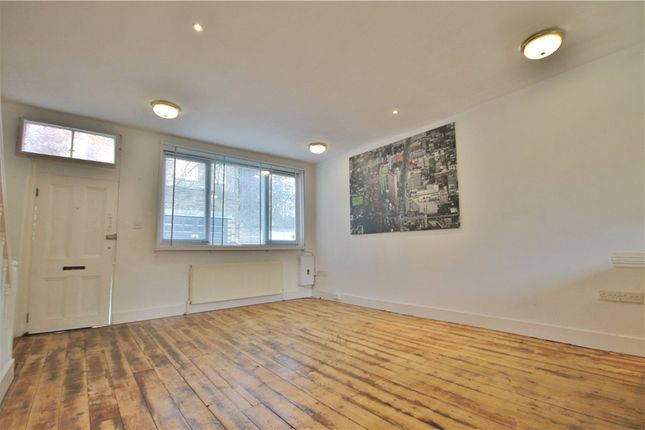 Reception Room of Russell Gardens Mews, London W14