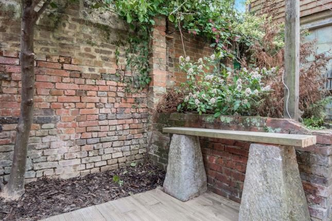 Garden of High Street, Barcombe, Lewes, East Sussex BN8