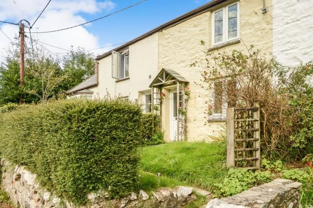 Thumbnail Terraced house for sale in Tremar Coombe, Liskeard, Cornwall