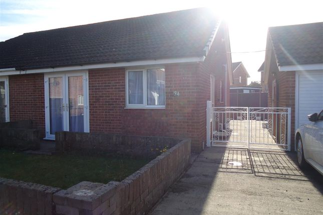 2 bed bungalow to rent in Keats Road, Caldicot NP26
