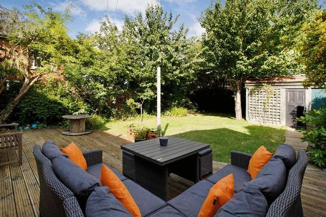 Garden of Salterton Road, Exmouth EX8