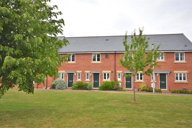 Thumbnail Terraced house to rent in Webbers Way, Tiverton