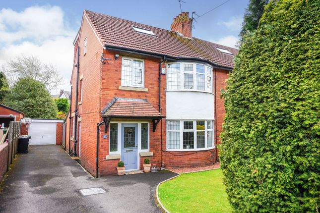 5 bed semi-detached house for sale in Primley Park Crescent, Leeds LS17