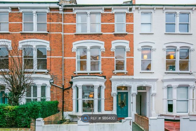 Thumbnail Terraced house to rent in Connaught Road, London