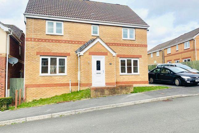 Thumbnail Detached house for sale in Clos Bryn Haul, Llanelli