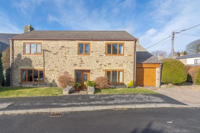 Thumbnail Detached house for sale in Hillcrest, Castleside, Consett