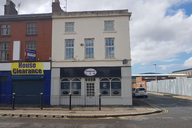 Thumbnail Office for sale in Argyle Street, Birkenhead
