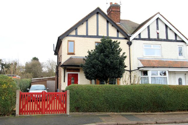 Thumbnail Semi-detached house for sale in Chesterfield Avenue, Long Eaton, Nottingham
