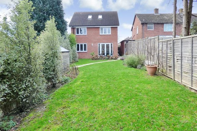 Thumbnail Detached house for sale in Tytherley Road, Southampton, Hampshire