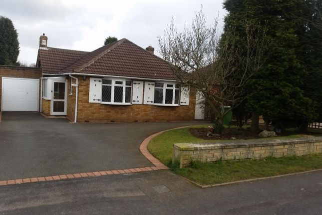Thumbnail Detached bungalow for sale in 47 Thorney Road, Sutton Coldfield