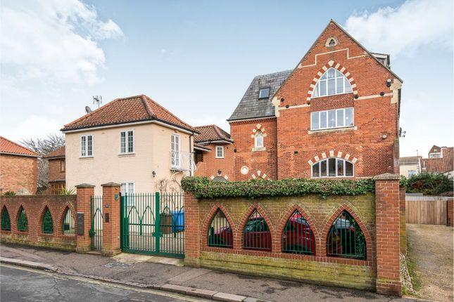 Thumbnail Flat to rent in Scholars Court, Oak Street, Norfolk